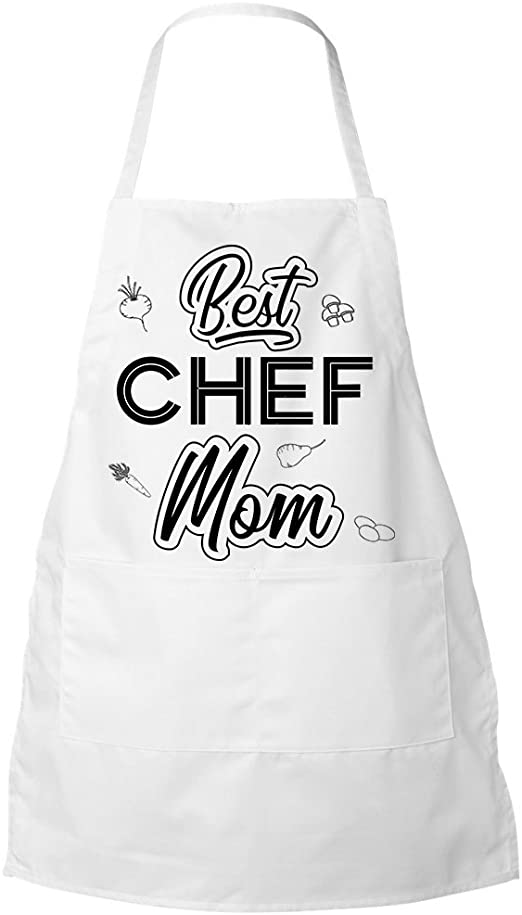 Amazon.com: iARTidea Personalized Apron for Mother, Mom, Mama ...