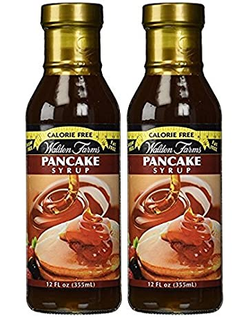 Walden Farms Pancake Syrup, 12 oz Pack of 2
