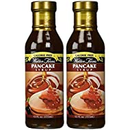 Walden Farms Pancake Syrup, 12 Fl Oz (Pack of 2)