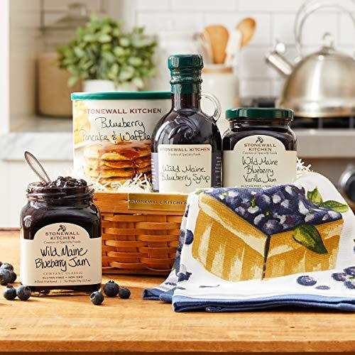 Stonewall Kitchen Blueberry Breakfast Gift (5 Piece) ()