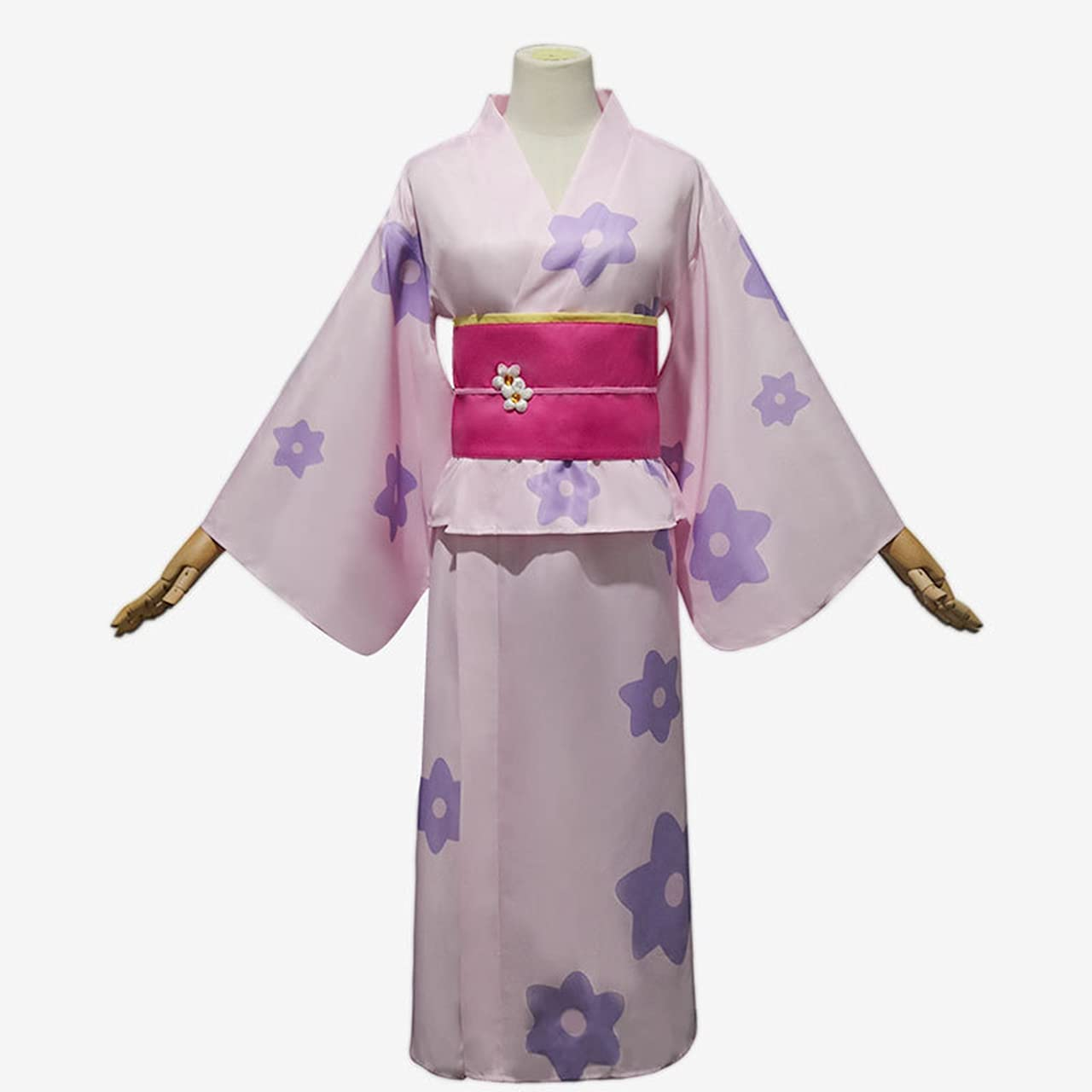 【橘日向 (たちばなヒナタ) 】東京リベンジャーズ コスプレ衣装 和服風 着物 浴衣(ゆかた) 和装