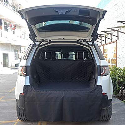 Heavy duty waterproof car boot liner cover protector for Ford Kuga boot cover