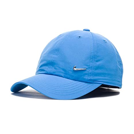 37dd42fb Amazon.com: Nike Youth Metal Swoosh Heritage Baseball Cap: Sports & Outdoors