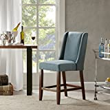 Cheap Madison Park Wing Counter Stool Brody/Blue