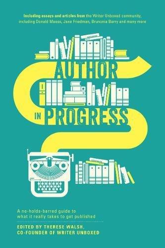 Author Progress No Holds Barred Really Published product image