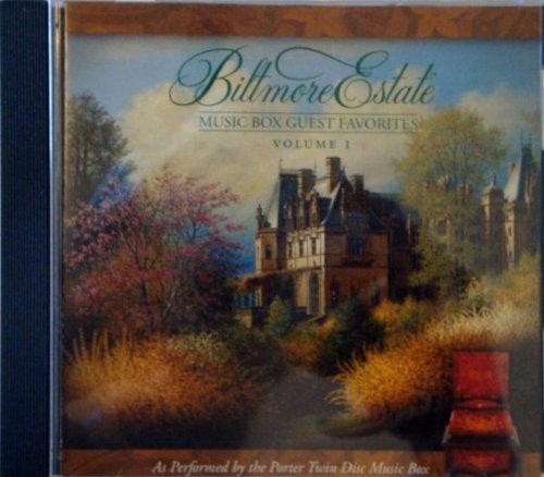Biltmore Estate Music Box Guest Favorites: Volume 1 as Performed by the Porter Twin Disc Music Box [Audio - Stores Biltmore
