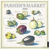 Farmer s Market 2020 Wall Calendar
