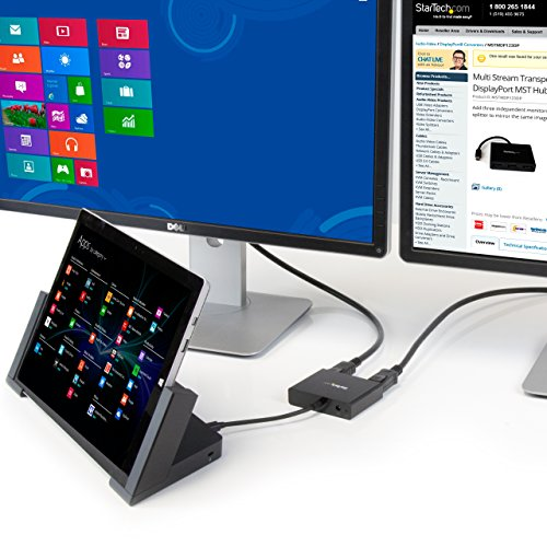 Workbook ay sound worksheets : Amazon.com: StarTech.com DisplayPort to DisplayPort Multi Monitor ...