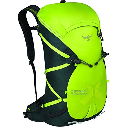 Osprey Mutant 28-Liter Backpack, Dyno Green, Small/Medium [並行輸入品] B07DVLTXKT