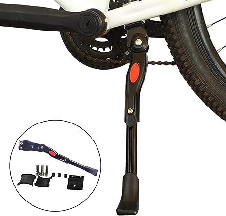 Yontree Pata de Cabra para Bicicleta Caballete Lateral Ajustable ...