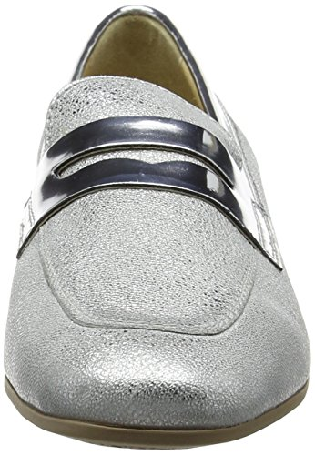 Marlyna Mocassini D Geox Argento Silver B Donna RzanpUP