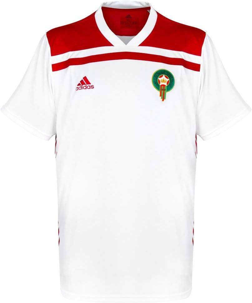 adidas Selección Marruecos Segunda Equipación 2019-2020, Camiseta ...