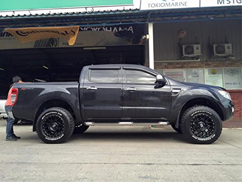 Amazon Com Xd Series By Kmc Wheels Xd127 Bully Satin Black Wheel