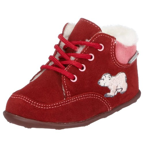 Richter Kinderschuhe Baby Jungen Richie Sneaker Richter Kinderschuhe Richie Baby Jungen Sneaker Blau (Atlantic 7200) 20 EU (4 UK)
