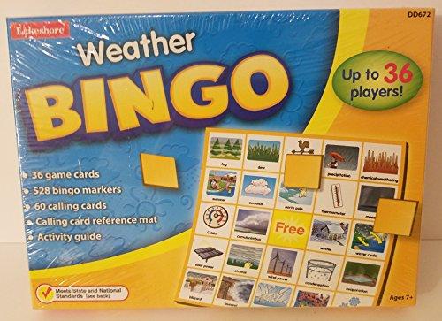 (Weather Bingo)