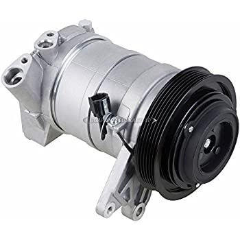AC Compressor & A/C Clutch For Nissan Altima Murano Maxima - BuyAutoParts 60-02000NA NEW