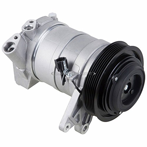 AC Compressor & A/C Clutch For Nissan Altima Maxima Murano 3.5L V6 - BuyAutoParts 60-02000NA NEW