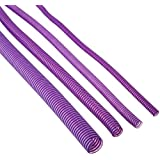 Taylor Cable 38001 Purple Pre-Packaged Convoluted Tubing Assortment