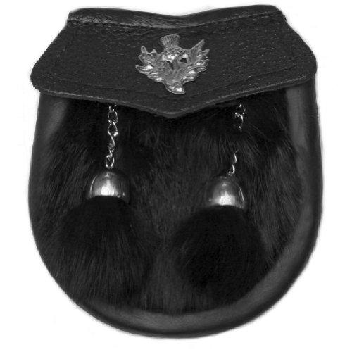 Tartanista Baby-Boys Rabbit Kilt Sporran With Thistle Badge