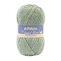 Spinrite Classic Wool Roving Yarn, Low Tide
