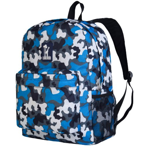 Blue Camo Crackerjack Backpack