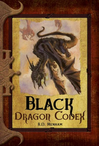 Black Dragon Codex (The Dragon Codices)