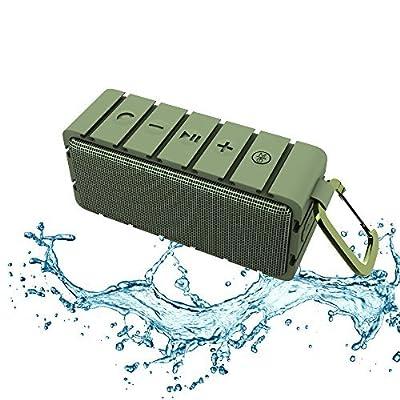 OUCOMI Bluetooth Speaker Outdoor Wireless Speaker