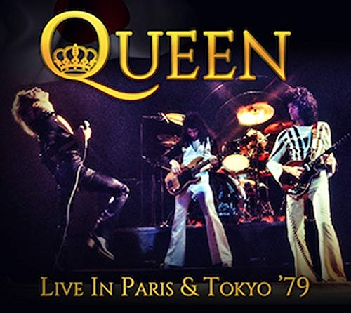 Live In Paris & Tokyo '79