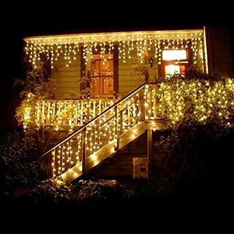 Guirnalda de luces LED de Navidad para tienda de campaña, luces ...