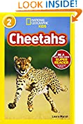 #10: National Geographic Readers: Cheetahs