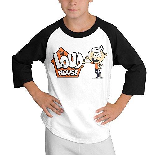 [BiuBiu The Loud House Teenagers Custom Tshirt SizeXL] (Diy Dog Ninja Turtle Costume)
