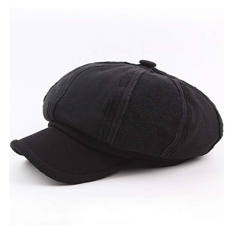 a9af7b3c LL Beret Hats For Women Fashion Wool Ladies Cotton Men's Wool ...