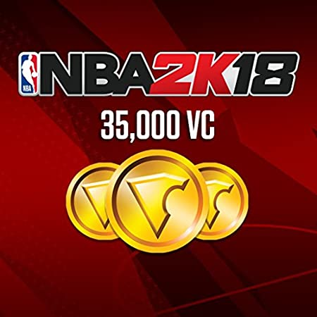 NBA 2K18: 35000 VC - PS4 [Digital Code]