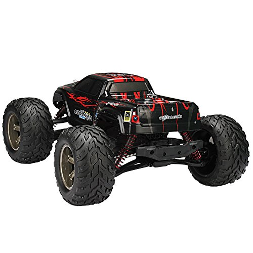 FSTgo RC Cars High Speed Rock Crawler 30MPH 1:12 RC SCALE Racing 2WD ELECTRIC POWER 2.4G Remote control Off Road Vehicle Monster Truck