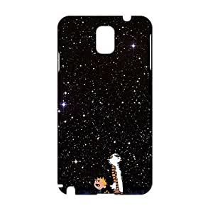 Angl 3D Case Cover Calvin And Hobbes Phone Case for Samsung Galaxy Note3