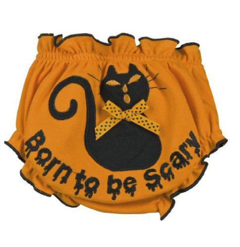 Halloween Bloomers (Ganz Halloween Born to Be Scary Bloomers)