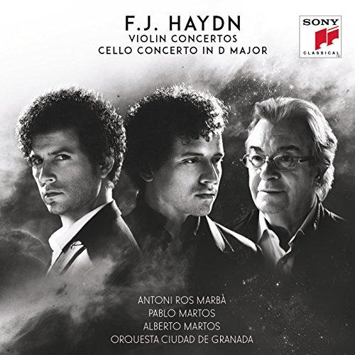 (Franz Joseph Haydn: Violin and Cello Concertos)