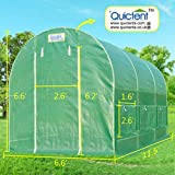 Quictent 12' X 7' X 7' Portable Greenhouse Large
