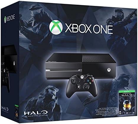 Microsoft Una consola Xbox 500 GB - Halo: El Jefe Maestro Collection Bundle: Amazon.es: Videojuegos
