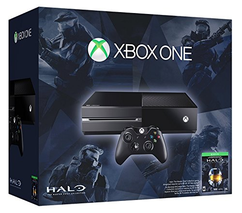 xbox one console bundle halo - 4