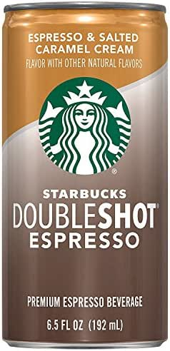 Coffee Drinks: Starbucks Doubleshot Espresso