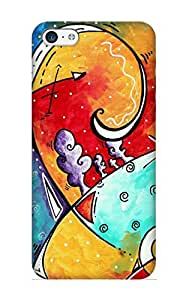 New Style Storydnrmue Tickle My Fancy Original Whimsical Painting Premium Tpu Cover Case For Iphone 5c