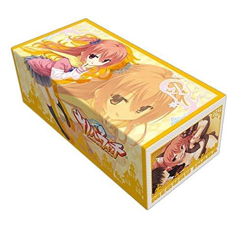 Charakterkarte Box Sammlung Sanoba Hexe