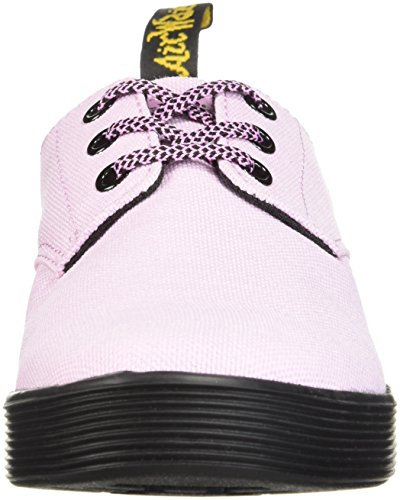 Pink Textile Santanita Womens Shoes Dr Mallow eyelet 3 Woven martens x4RE1wXq8