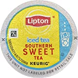 Lipton Southern Sweet Tea K-Cup for Keurig Brewers, 54 count