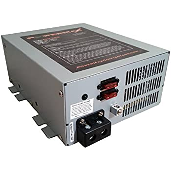 Amazon.com: PowerMax PM4 45A 110V AC to 12V DC 45 Amp
