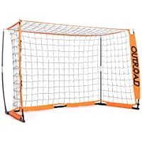 Outroad Portable 6x4 ft 12x6 ft Soccer Goal for Backyard...