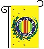 Cheap Vietnam Veterans Garden Flag