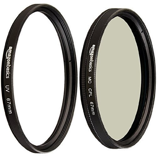 AmazonBasics Protection Filter Circular Polarizer