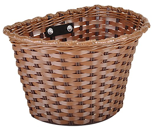 Kent Plastic Bicycle Basket